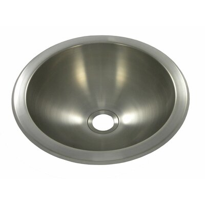 "10"" x 10"" Round Bar Sink Product Photo"