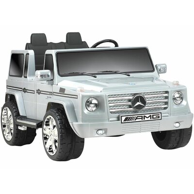 Big Toys Mercedes Benz G55 12V Battery Powered Jeep