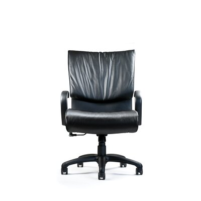 Neutral Posture Embrace Leather Conference Chair