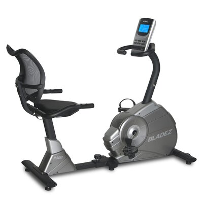 Fitness Recumbent Bike by BladeZ