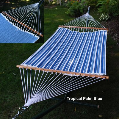 Reversible Quilted Hammock by Algoma Net Company