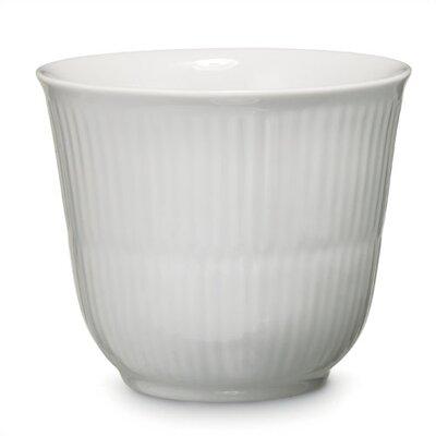 Royal Copenhagen White Plain 8.5 oz. Thermal Mug