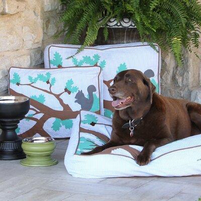 Unleashed Life Forrest Park Dog Pillow