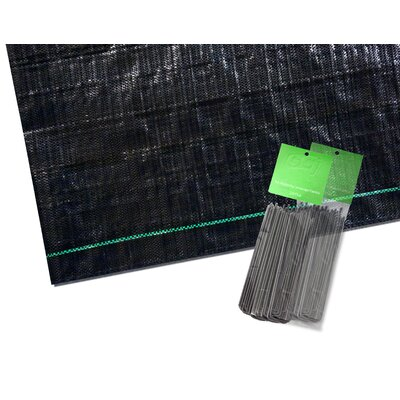 Poly-Tex Ground Cover Kit with Staples