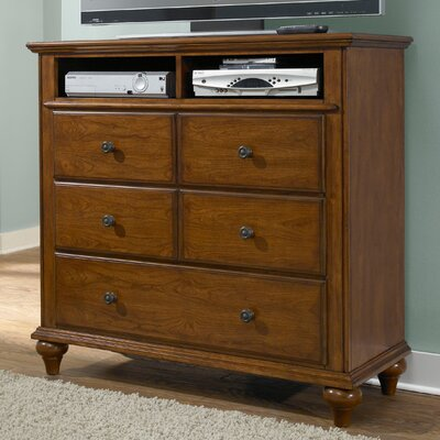 Hayden Place 3 Drawer Media Chest by Broyhill®