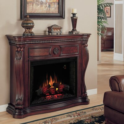 Classic Flame Lexington Electric Fireplace Mantel Surround Reviews Wayfair