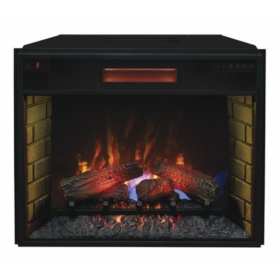 Classic Flame Infrared Insert Electric Fireplace Reviews