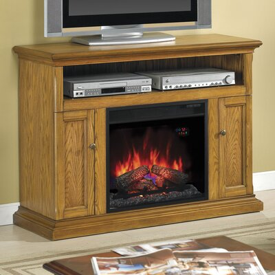 Classic Flame Cannes Tv Stand With Electric Fireplace Reviews Wayfair