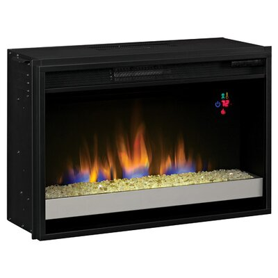 Contemporary Electric Insert Fireplace by Classic Flame