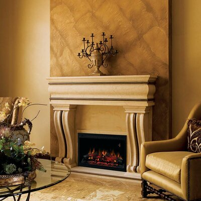Builder Box Electric Insert Fireplace by Classic Flame