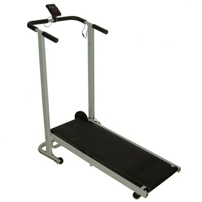 Easy Up Manual Treadmill by Phoenix Health and Fitness