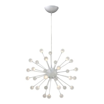Impulse 30 Light Chandelier Product Photo