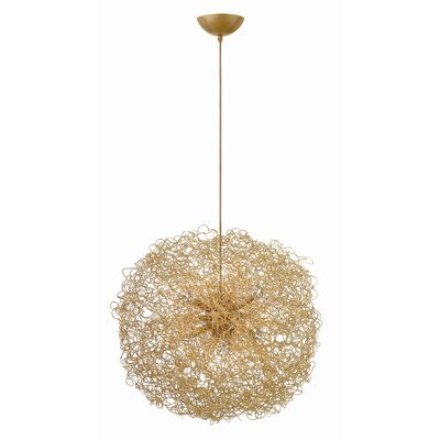 Ion 6 Light Chandelier Product Photo