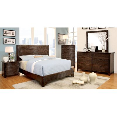 Joaquin Platform Customizable Bedroom Set by Hokku Designs
