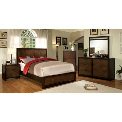 Clanton Platform Customizable Bedroom Set by Hokku Designs