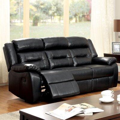 Brecken Reclining Sofa by Hokku Designs