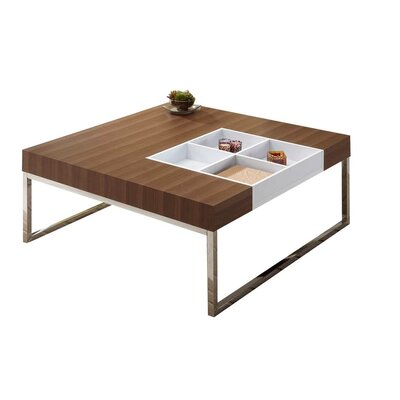 Lilly Coffee Table by Hokku Designs