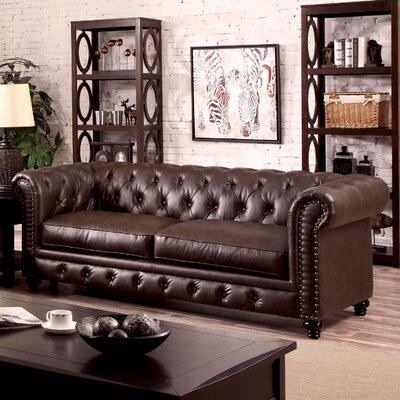 Cedric Tufted Sofa by Hokku Designs