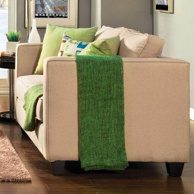 Limelite Plush Sofa by Hokku Designs