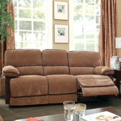 Denitze Reclining Sofa by Hokku Designs