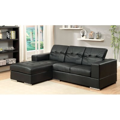 Katorie Left Hand Facing Sectional by Hokku Designs