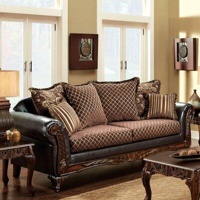 Constantine Ornate Sofa by Hokku Designs