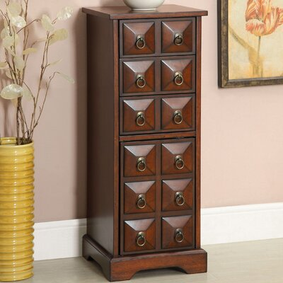 Romanov Jewelry Armoire by Hokku Designs