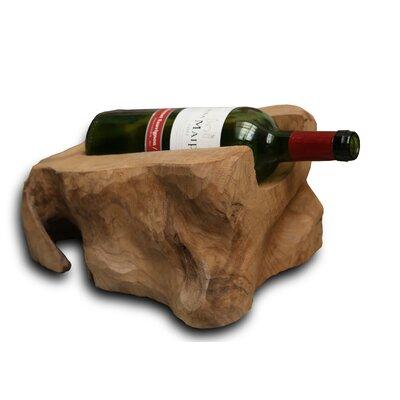 1 Bottle Tabletop Wine Rack by Hokku Designs
