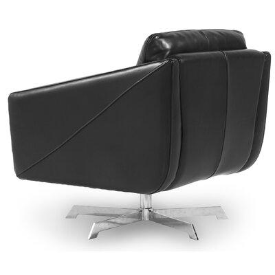 Sarasota Top Grain Leather Chair by Hokku Designs