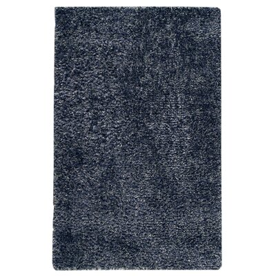 Hokku Designs Beverly Blue Area Rug