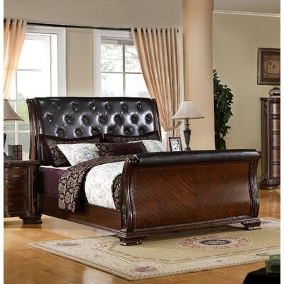 Dominica Sleigh Bed by Hokku Designs