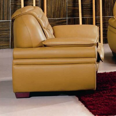 Westminster Leather Chair by Hokku Designs