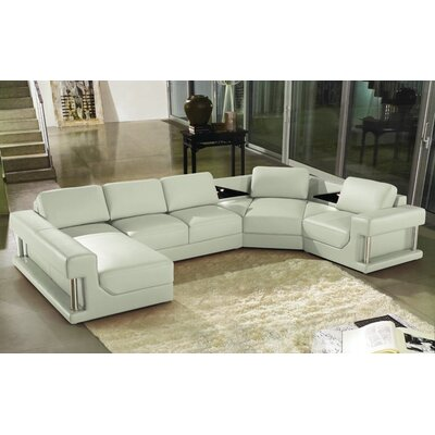 Hokku Designs Eben Left Hand Facing Sectional