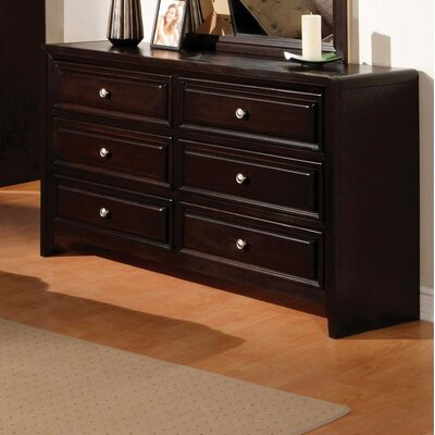 Winsor 6 Drawer Dresser by Hokku Designs