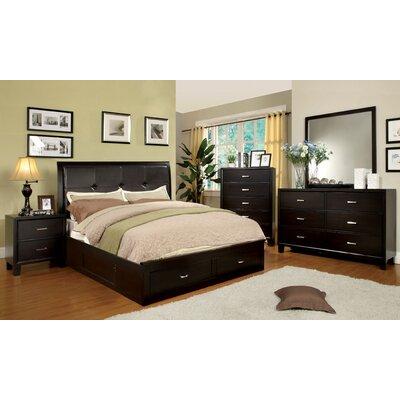 Hokku Designs Bravo Sleigh Customizable Bedroom Set