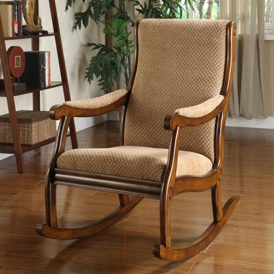 Liverpool Rocking Chair by Hokku Designs