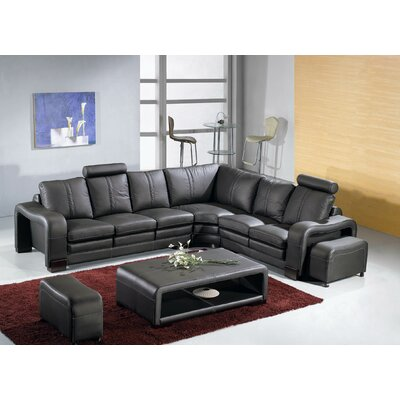 Bremen Right Hand Facing Sectional by Hokku Designs