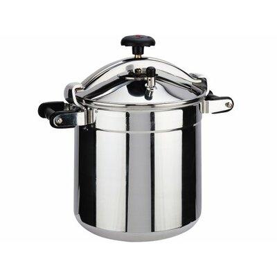 Magefesa Chef Aluminum Fast Pressure Cooker