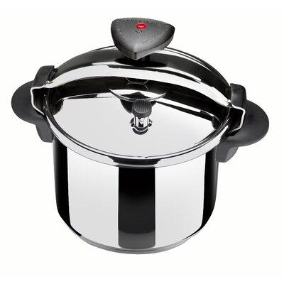 Magefesa Star R Stainless Steel Fast Pressure Cooker