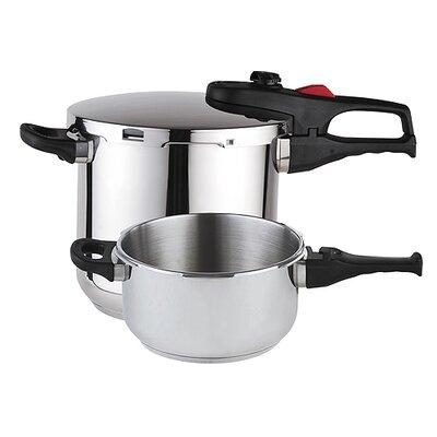 Magefesa Practika Plus Super Fast Pressure Cooker Set