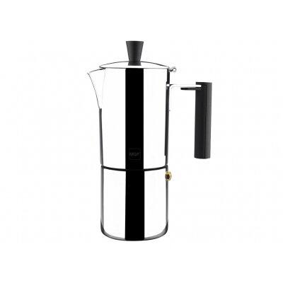 Capri Stainless Steel 6 Cups Coffee Maker by Magefesa