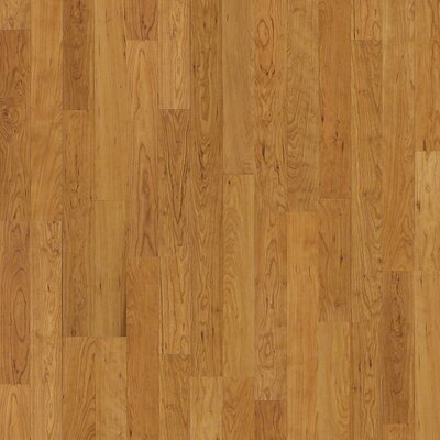 "Shaw Floors Natural Impact II Plus 8"" x 48"" x 9.53mm Cherry Laminate in Pure Cherry"
