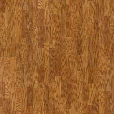 Natural Values II 6.5mm Oak Laminate in Mellow Oak by Shaw Floors