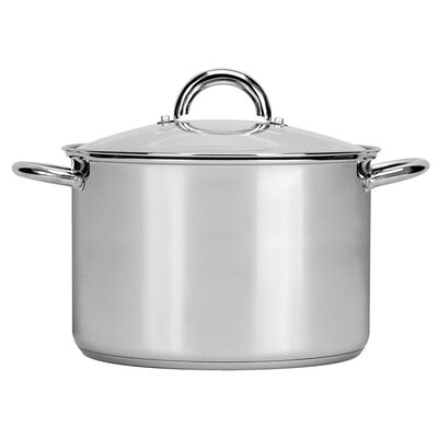 Stock Pot with Lid by Range Kleen