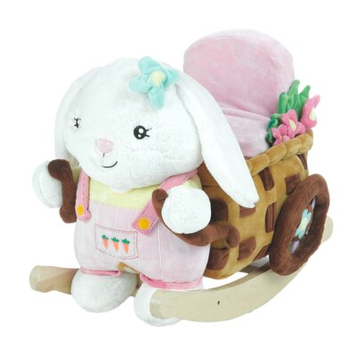Beatrice Bunny Play and Rock Rocker by Rockabye