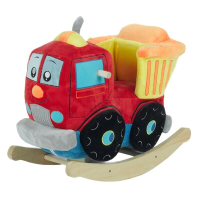 Dumpee the Truck Play and Rock Rocker by Rockabye