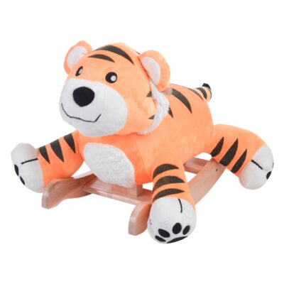 Tiggy Tiger Rocker by Rockabye