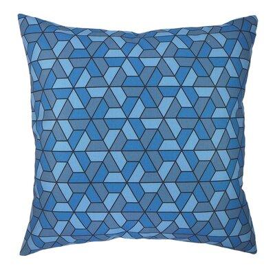 Modern Graphic Pillows : NECTARmodern Triangles Modern Graphic Throw Pillow & Reviews Wayfair