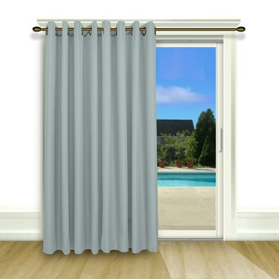 Elegance Insulated Grommet Patio Panel with Wand Product Photo