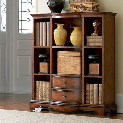 "HeatherBrooke Furniture Camlin Estate 48"" Standard Bookcase"